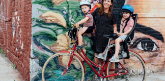 Here is a list of the Best Bike Seats for Kids & Toddlers.