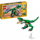 lego creator mighty dinosaur toys for kids set