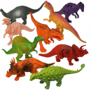 pretex realistic pack of 12 dinosaur toys for kids