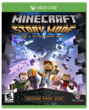 minecraft story mode xbox one games for kids