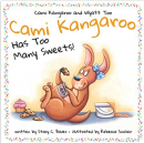 cami kangaroo has too many sweets book for 2 year olds cover