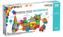Magna Tiles Metropolis 110Piece Set