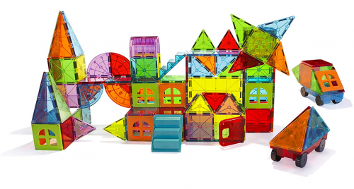 Magna Tiles Metropolis 110Piece Set 2