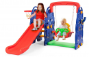 HONEY JOY Toddler Climber and Swing Set