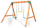Swing-N-Slide PB 8360 Ranger Wooden Swing Set
