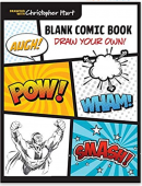 Blank Comic Book: Draw Your Own