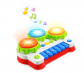 NextX Learning Music Drum Piano Toy