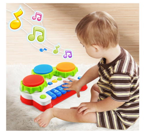 NextX Baby Musical Toys on display