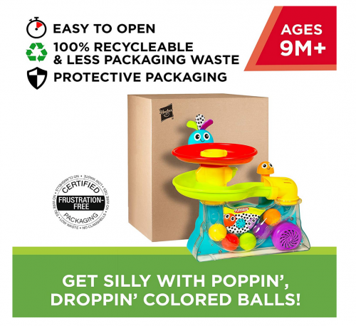 Playskool Explore N' Grow Busy Ball Popper details