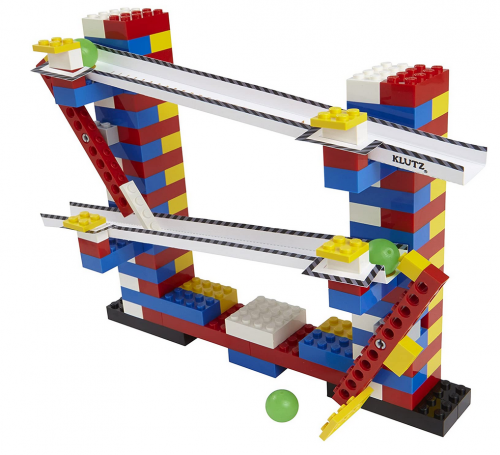 Klutz Lego Chain Reactions Science & Building Kit 2