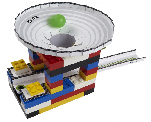 Klutz Lego Chain Reactions Science & Building Kit 3