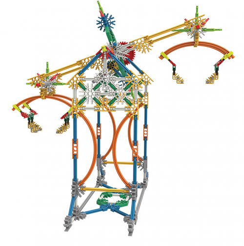 K'NEX Education - STEM Explorations: Swing Ride Set 2