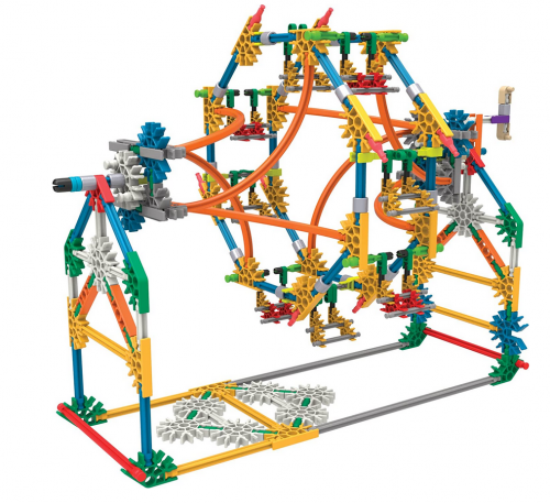 K'NEX Education - STEM Explorations: Swing Ride Set 3