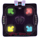 Kidzlane Light Up Dance Mat - Arcade Style Dance Games