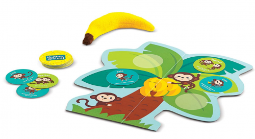 Peaceable Kingdom Monkey Around - The Wiggle & Giggle Game 2