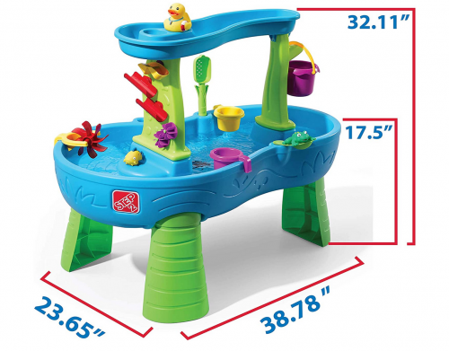 Step2 Rain Showers Splash Pond Water Table size