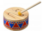 PlanToys Wooden Solid Drum