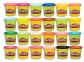 Play-Doh 24-Pack Case of Colors