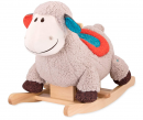 B. Toys – Loopsy Wooden Rocking Sheep – Rodeo Rocker