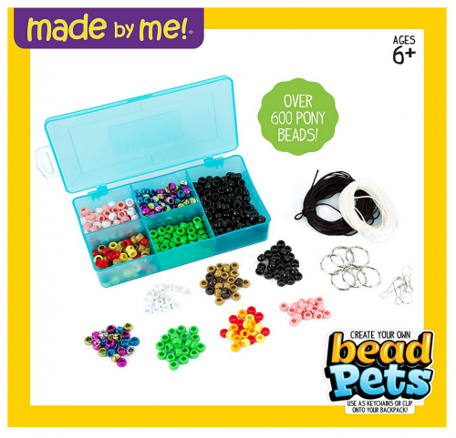 Made By Me Create Your Own Bead Pets