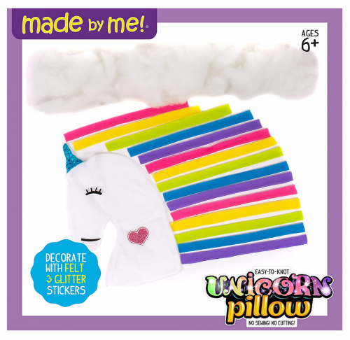 Made By Me Make Your Own Unicorn Pillow 2