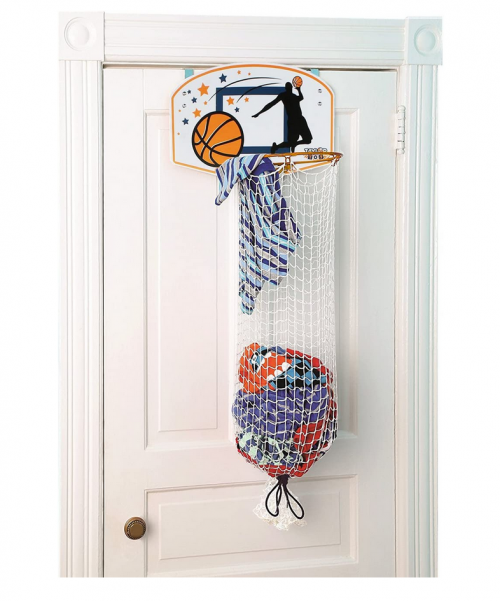 Taylor Toy Basketball Hoop Hamper  2