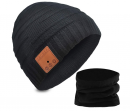Bluetooth Beanie Hat Headphones Caps Novelty Headwear Gifts for Men/Dad/Women