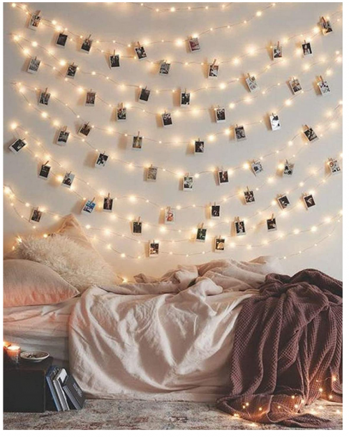Photo Clip String Lights 2
