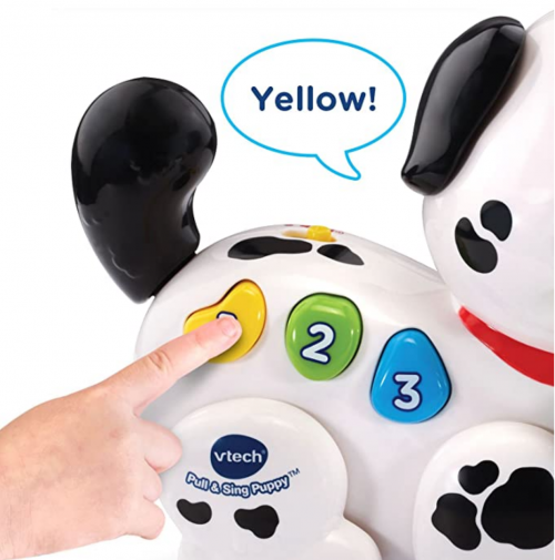 Vtech Pull and Sing Puppy 2