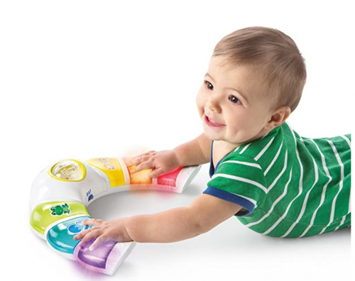 Baby Einstein Glow & Discover Light Bar Activity Station 3