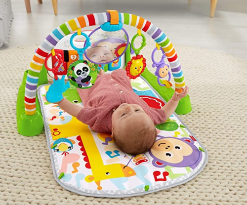 Fisher-Price Deluxe Kick & Play Piano Gym 2
