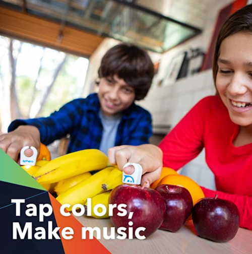 Sphero 2 Ring Specdrums: Turn Color into Music 2