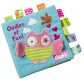 SUNSEN Baby Soft Book Cloth