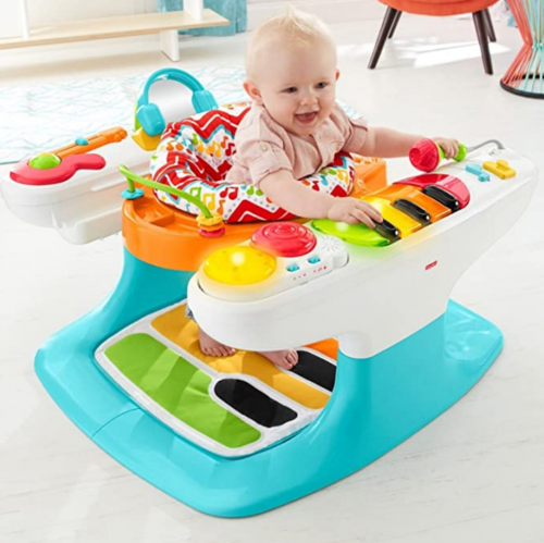 Fisher-Price 4-in-1 Step 'n Play Piano 2