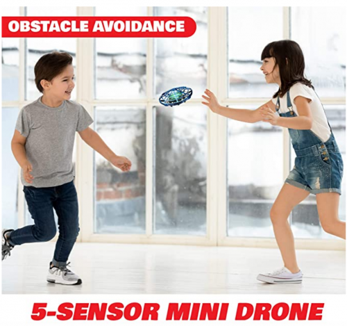 Force1 Scoot Hand Operated Drones for Kids or Adults 2