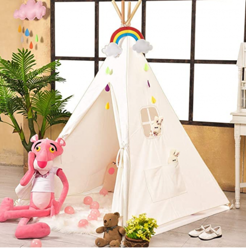 Sumbababy Teepee Tent for Kids  2