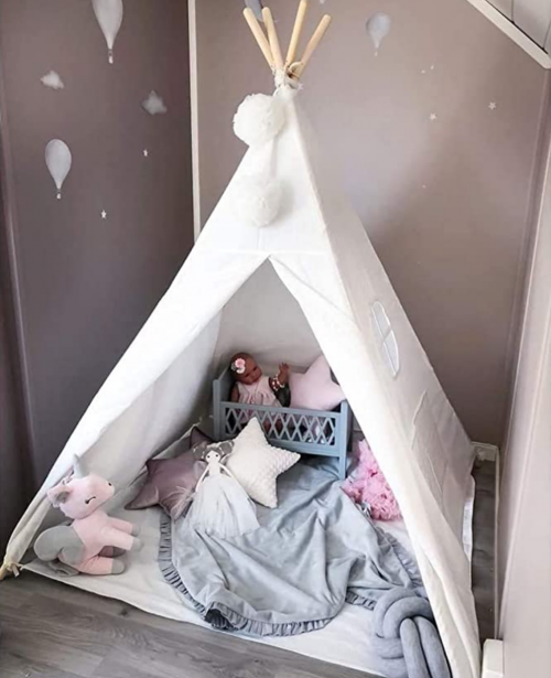 Sumbababy Teepee Tent for Kids  3