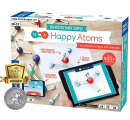Happy Atoms Magnetic Molecular Modeling Introductory Set