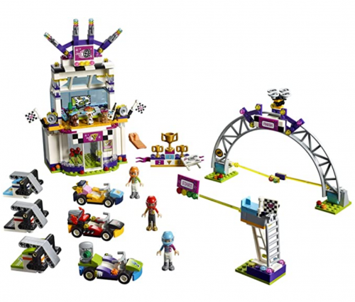 LEGO Friends The Big Race Day 2