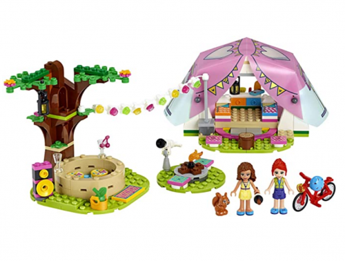 LEGO Friends Nature Glamping Building Kit 413922