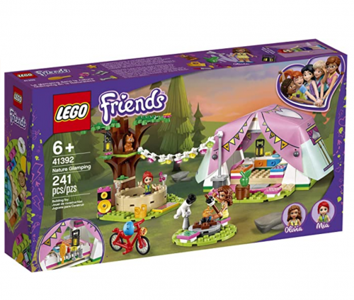 LEGO Friends Nature Glamping Building Kit 41392 3