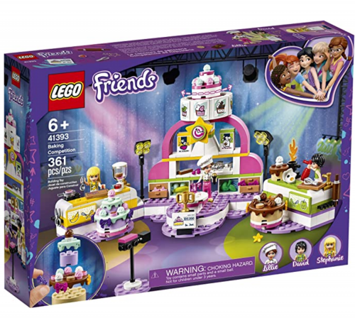 LEGO Friends Baking Competition 2