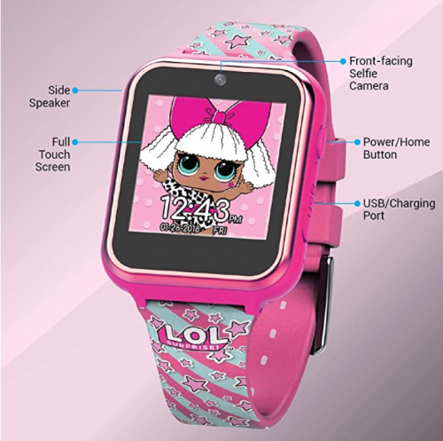 L.O.L. Surprise! Touch-Screen Smartwatch 2