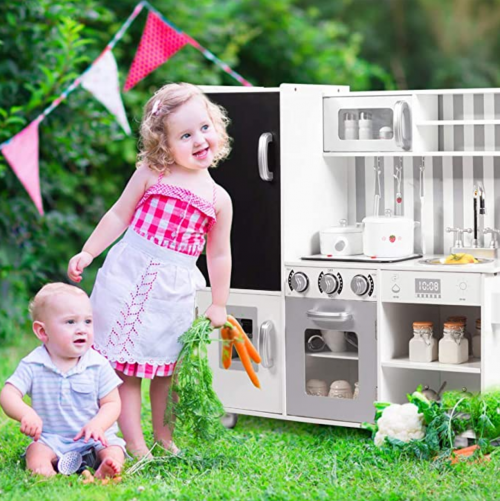 Costzon Kids Kitchen Playset 2