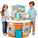 Little Tikes Home Grown Kitchen - Role Play Kitchen with Fresh Updated