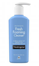 Neutrogena Fresh Foaming Facing Cleanser & Makeup Remover