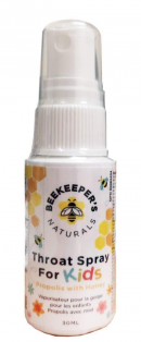 BEEKEEPERS NATURALS Kids Propolis Spray