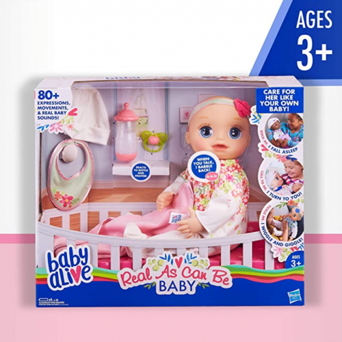 Baby Alive Real As Can Be Baby 2