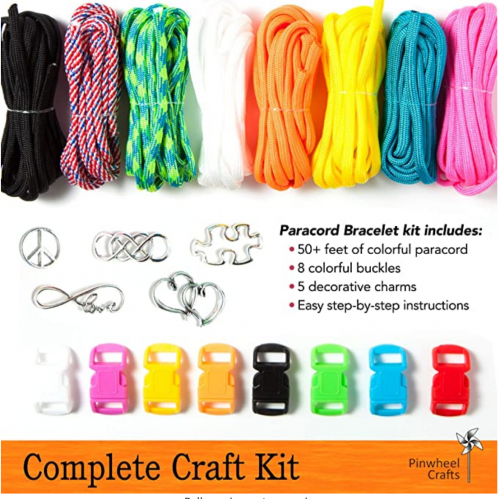 Paracord Charm Bracelet Making Set 2