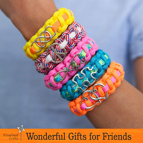 Paracord Charm Bracelet Making Set 3